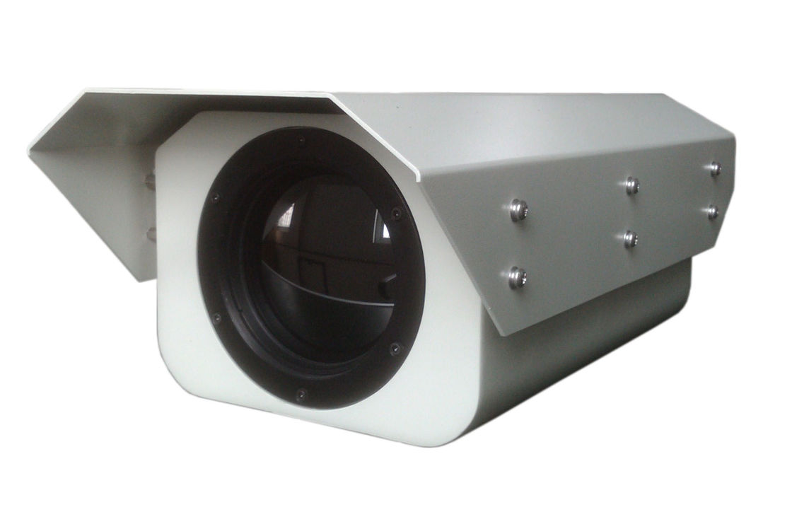 IP 66 Long Distance CCTV Camera , High Resolution Long Range Security Camera Outdoor