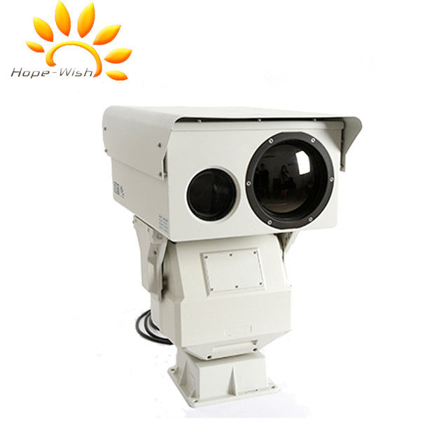 HD Optical Infrared Thermal Imaging Camera With Intelligent Alarm System 50HZ