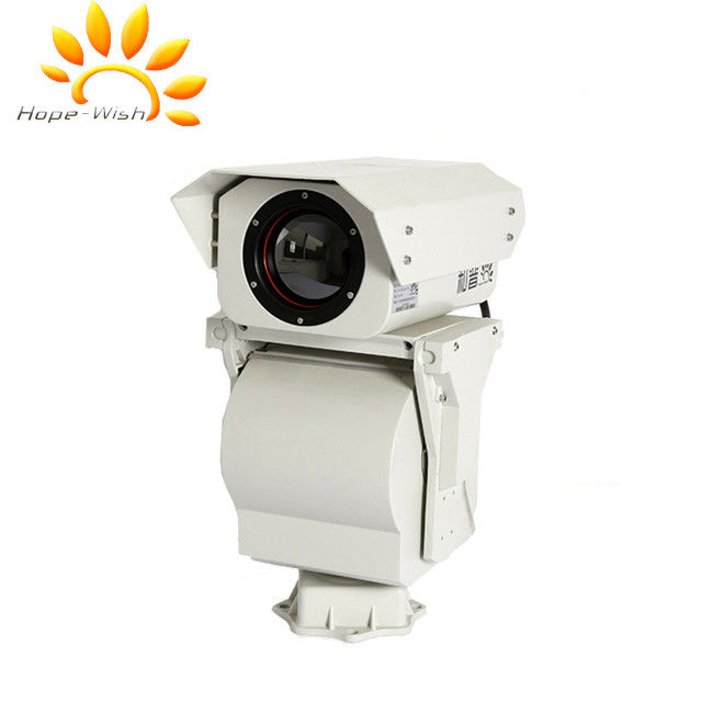 Long Distance PTZ Thermal Imaging Camera With 640*512 High Resolution
