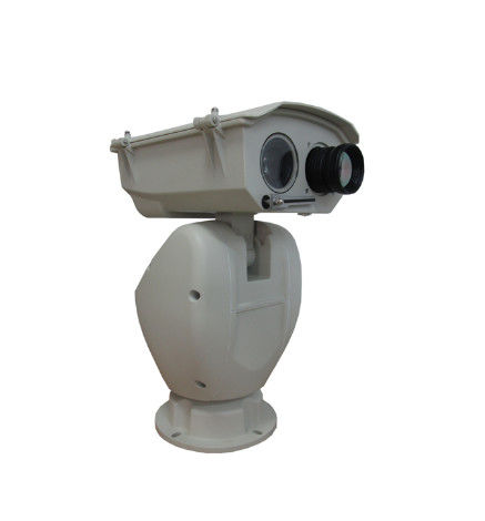 384 X 288 Pixel Long Range Night Vision Camera Temperature Measurement Thermal Imaging