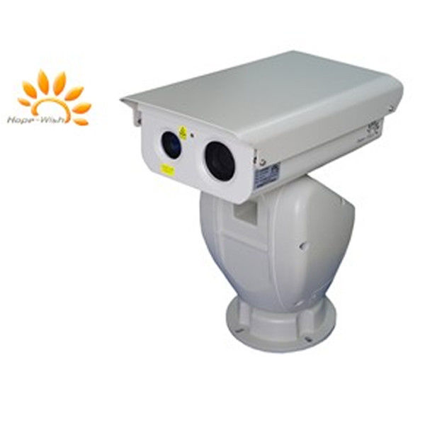 Precise Long Range Ptz Ip Camera / Long Distance Ip Camera With 1km Detection